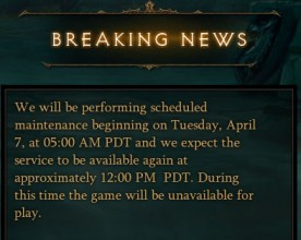 Patch news time table.