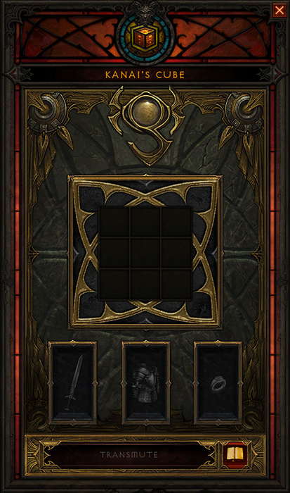 Patch 2.3.0 News: Items and Kanai's Cube Recipes