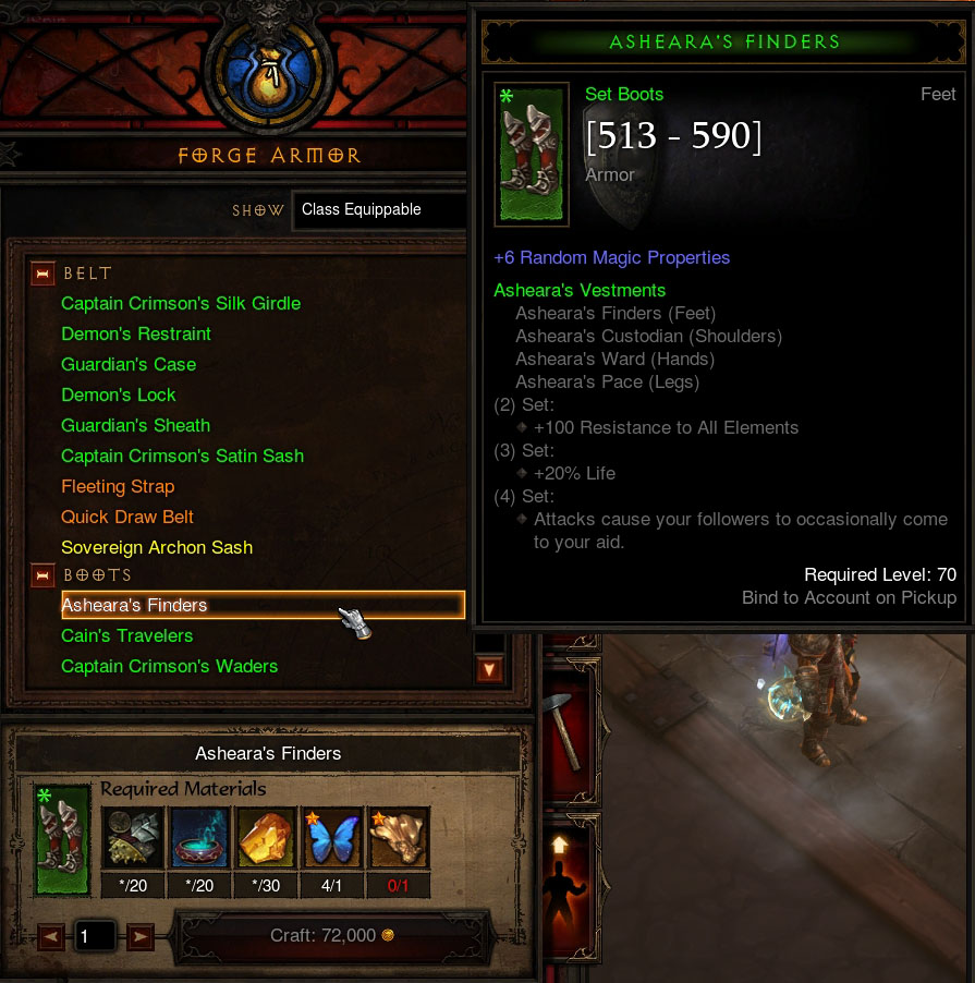 diablo 3 how to use the cube