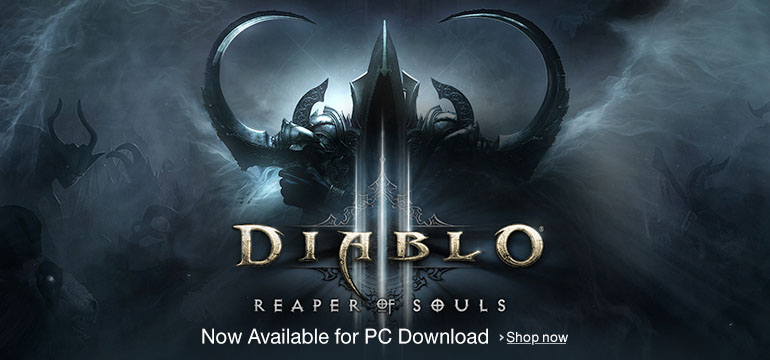 Diablo 3 on sale at Amazon.com