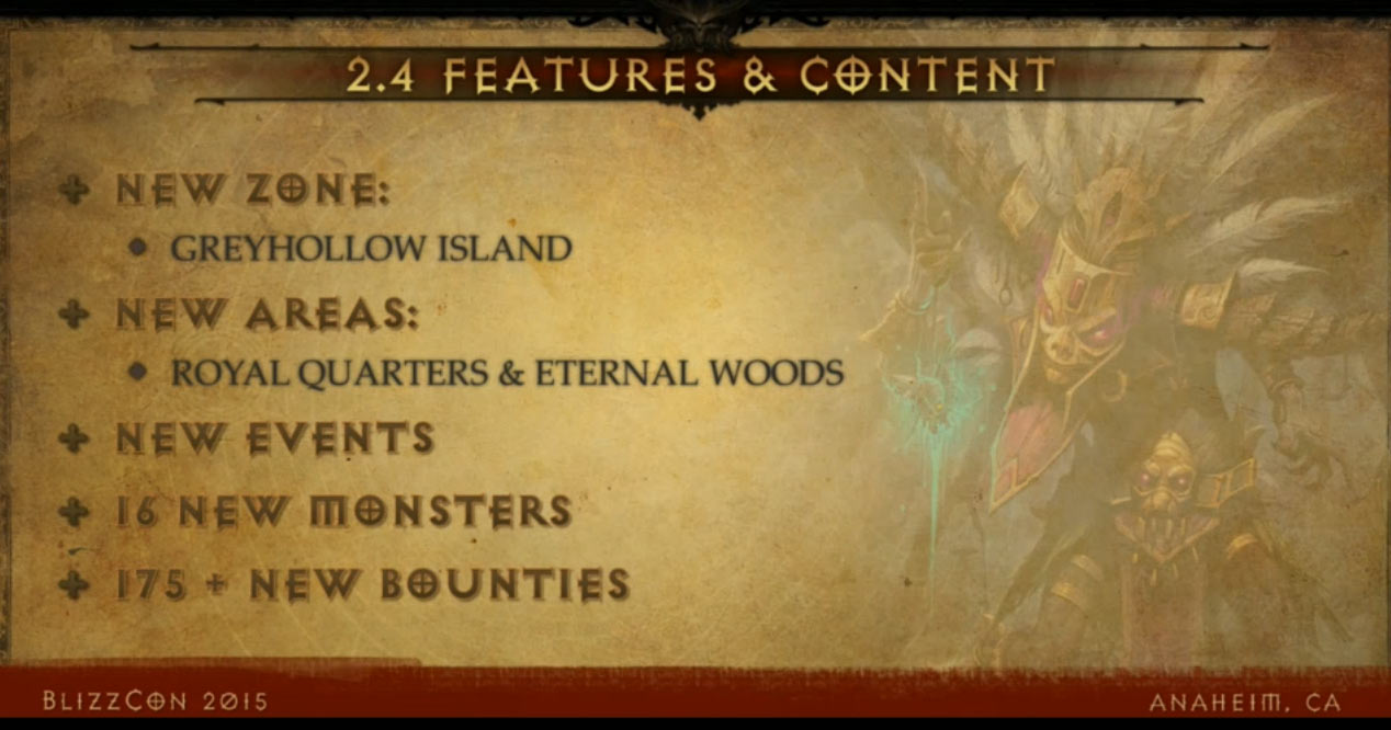 Diablo 3 patch 2.4