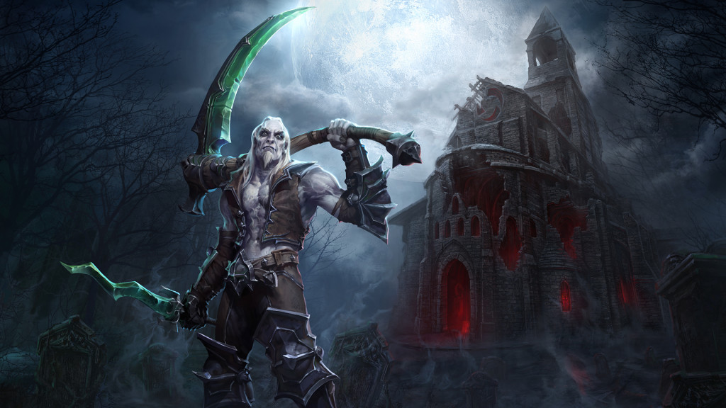 The Necromancer Returns… to Heroes of the Storm
