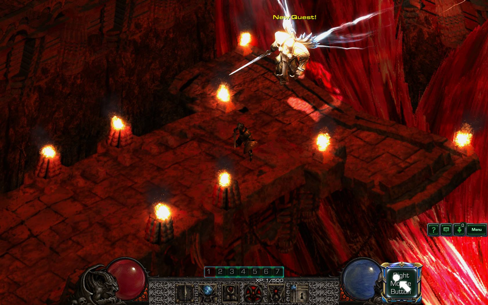 Diablo 2 The Curse of Tristram