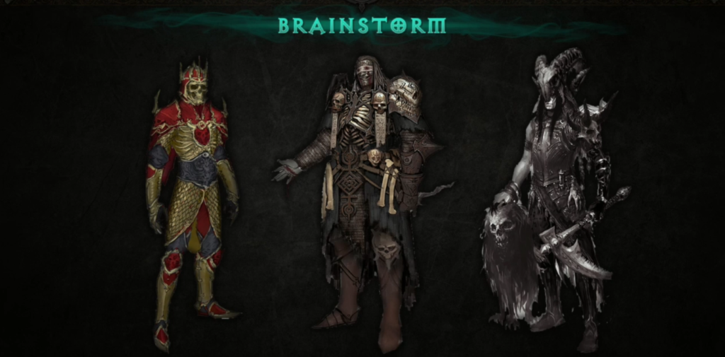 brainstorm necromancer