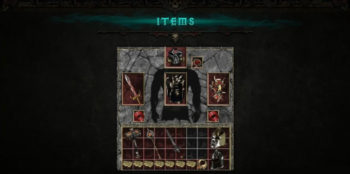 Diablo items
