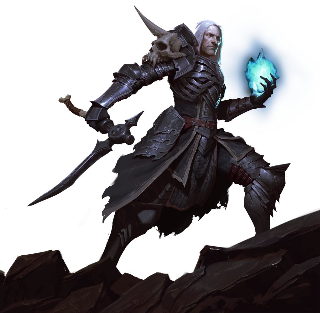 Necromancer removed from Diablo Beta again for tuning