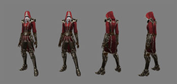 Diablo 3 Female Necromancer