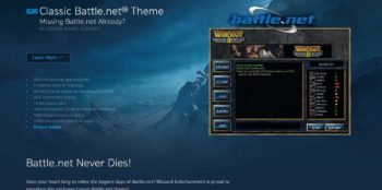 battlenet April Fools