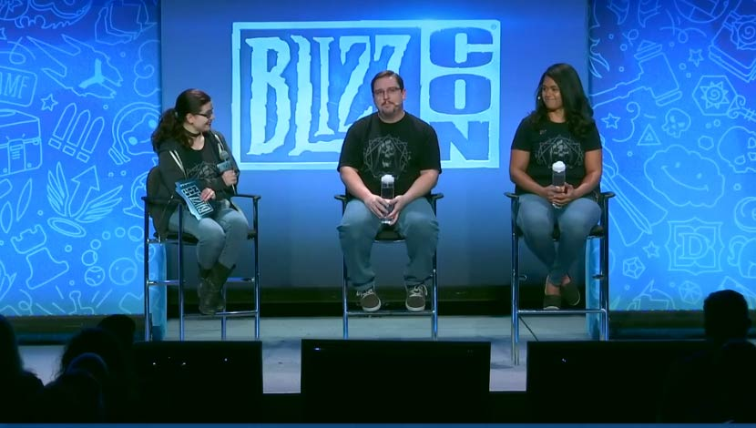 diablo 3 Necromancer blizzon 2017 panel