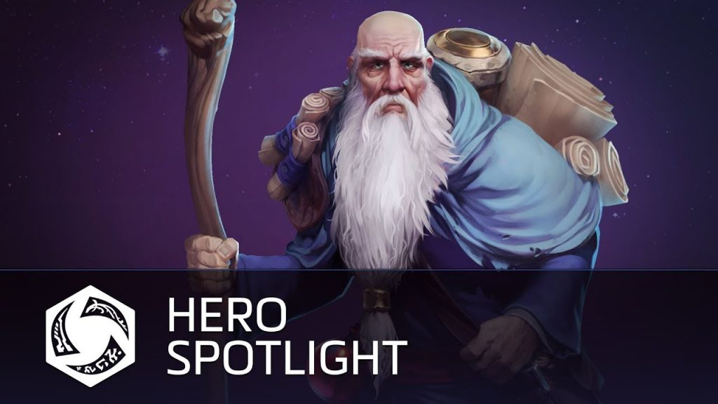 Deckard Cain Lives…in Heroes of the Storm