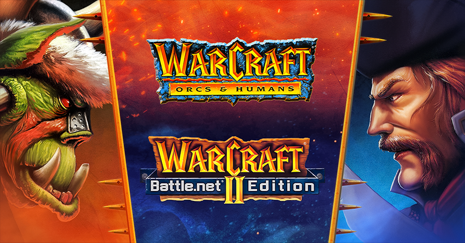 Warcraft: Orcs & Humans and Warcraft II Battle.net Edition Now Available on GOG