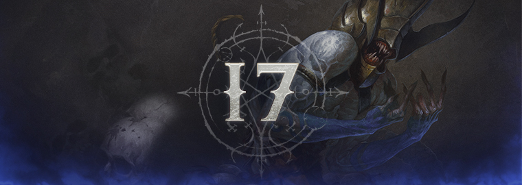 Diablo 3 Season 17 Header