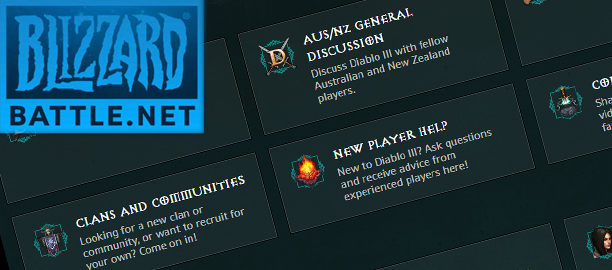 Battlenet Forums 2