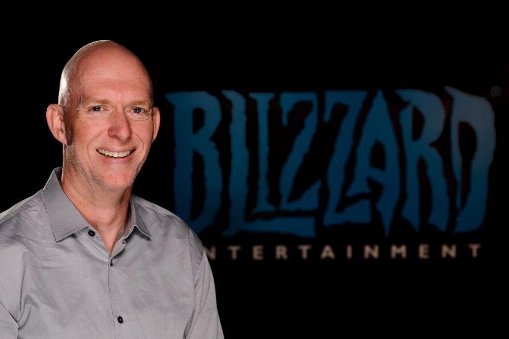 Blizzard Co-founder Frank Pearce Departs Company